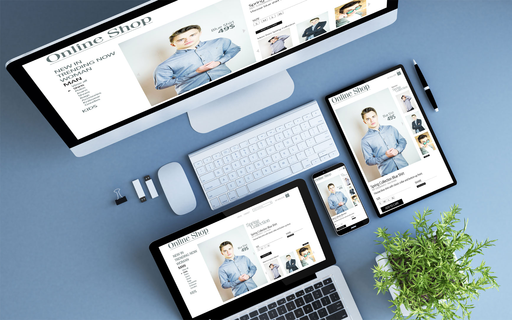 Izrada web trgovina